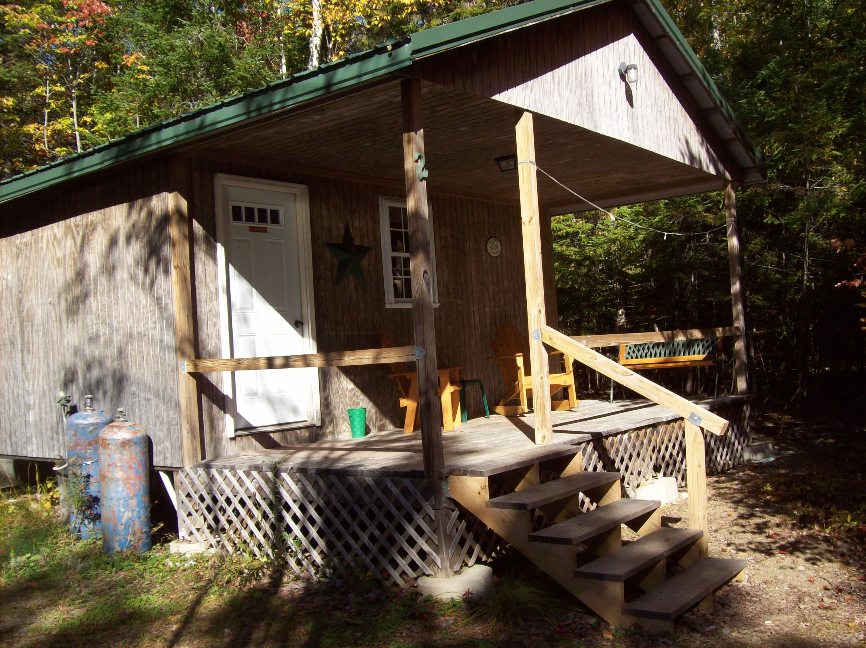 friendly cottages on in maine a dog cottage westport island tarbox img rental