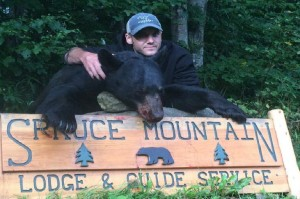 Maine Bear Hunting
